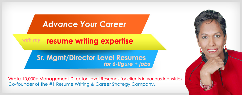 Resume writing it director