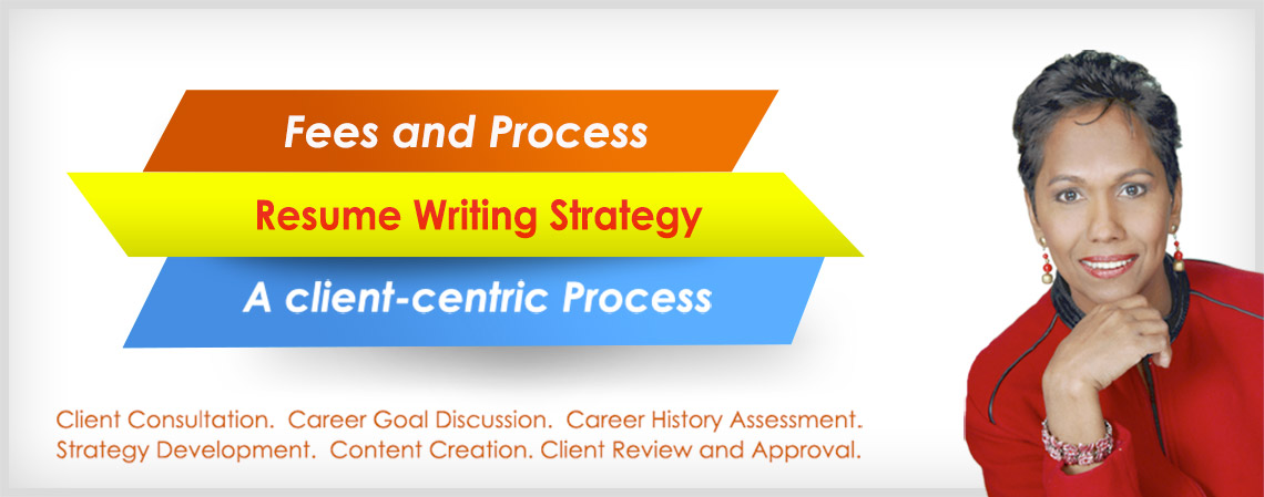 Resume Writing Process - Executive Resume Writer