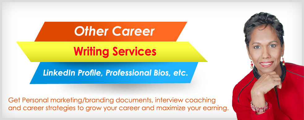 executive resume writing services